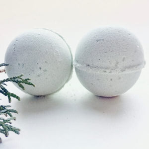 Lamb's Soapworks Forest Bath Bomb