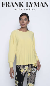 Frank Lyman 196015 Pleated Top