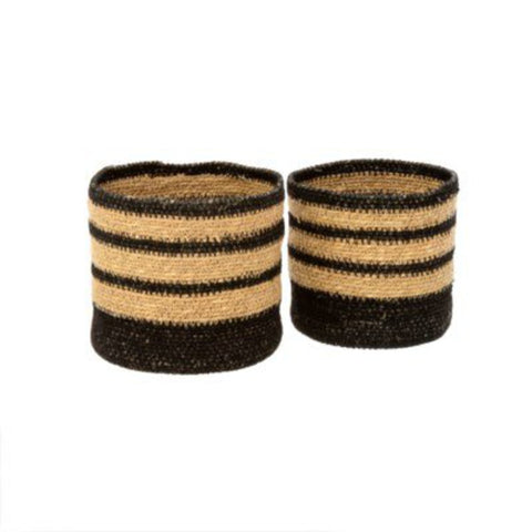 Bando Seagrass Pots (Set of 2)
