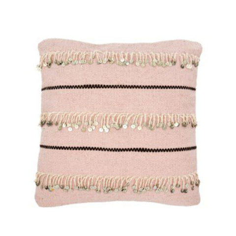 Blush Medina Cushion