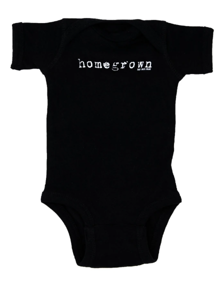 "Lace Brick Design ""Homegrown"" Bodysuit"