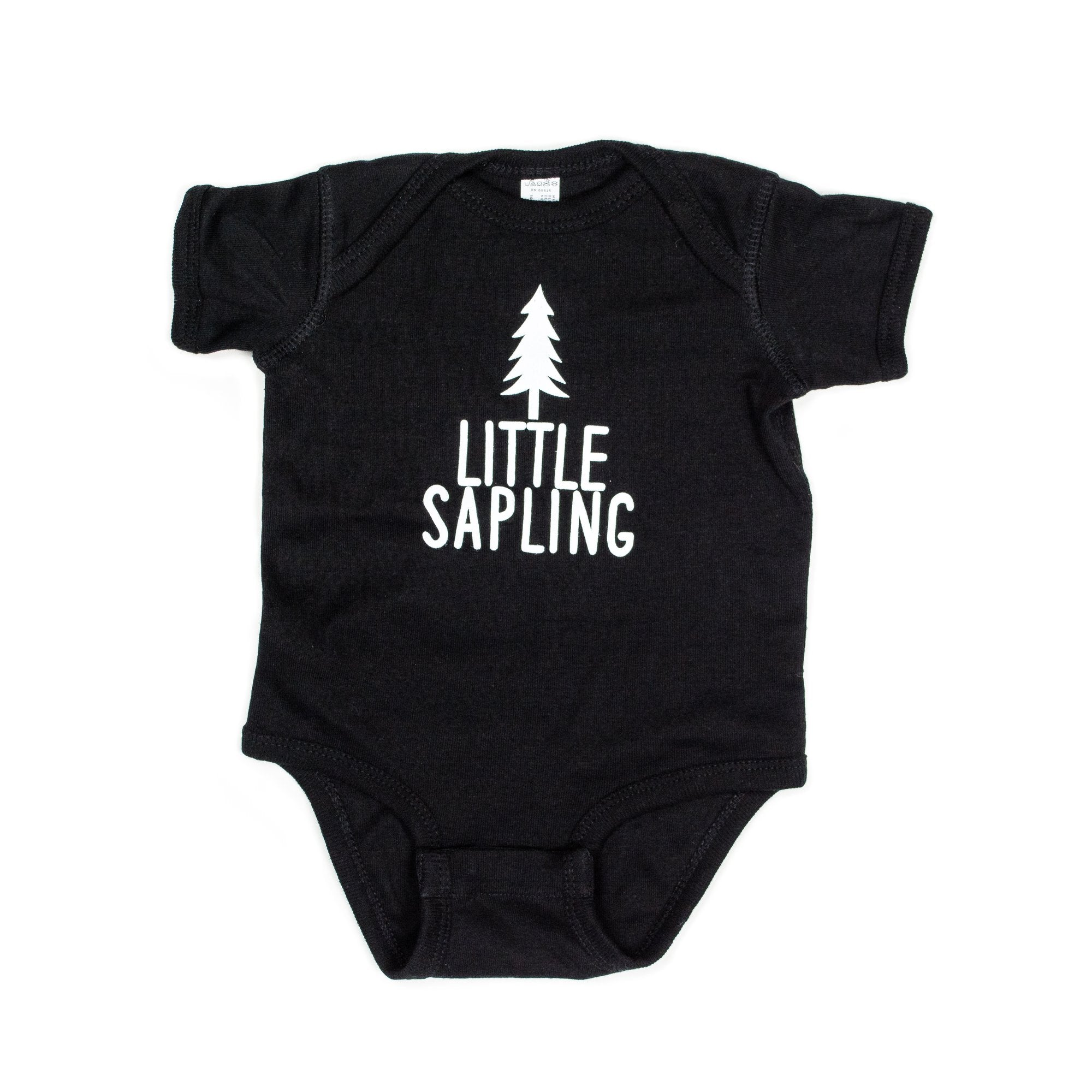 "Lace Brick Design ""Little Sapling"" Bodysuit"