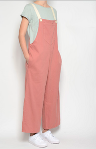 Pan Rose Overall