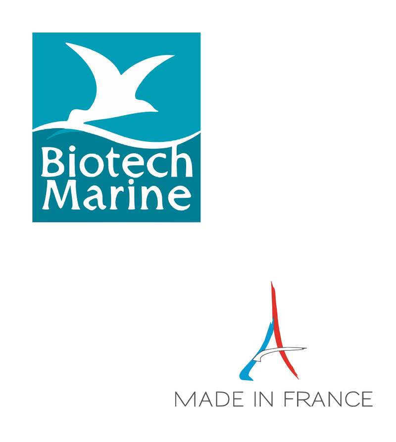 Lait éclaircissant efficace Made in France innovation Biotechnologie Marine