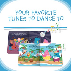 Ditty Bird Music To Dance To Board Book