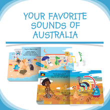 Load image into Gallery viewer, Ditty Bird Sounds of Australia Board Book