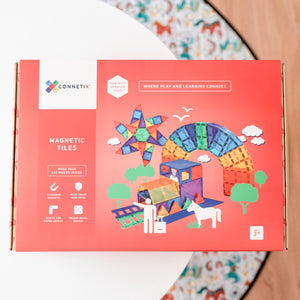 In Stock Now  Connetix Tiles - 212 Piece Mega Pack