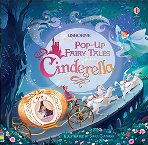 Usborne Pop-Up Cinderella