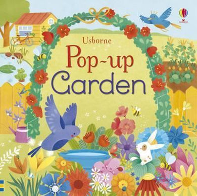 Usborne Pop-Up Garden