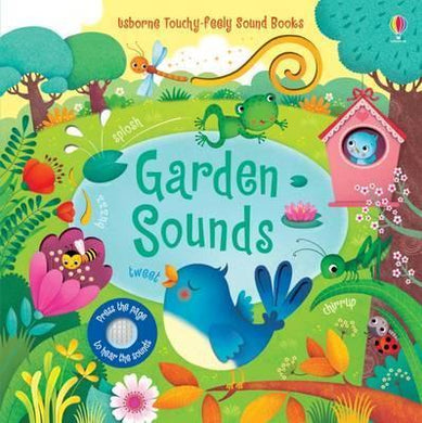 Usborne Garden Sounds