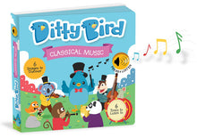 Load image into Gallery viewer, Ditty Bird Classical Music Board Book