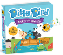 Load image into Gallery viewer, Ditty Bird Nursery Rhymes Board Book