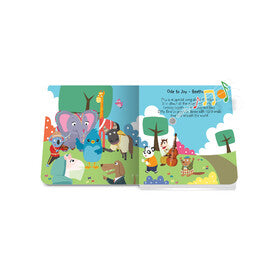 Ditty Bird Classical Music Board Book
