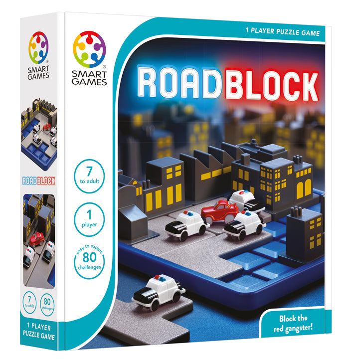Smartgames Road Block - Smart Logic Game