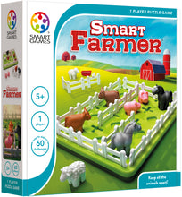 Load image into Gallery viewer, SMART FARMER  This puzzle is fun for all ages.