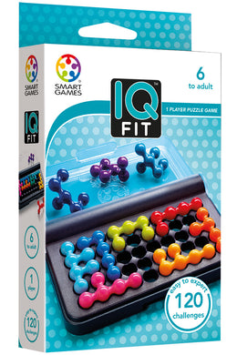 IQ FIT portable and very compact  addictive little solo game