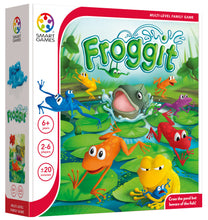 Load image into Gallery viewer, Froggit by Smart Games - MULTI PLAYER GAME NEW