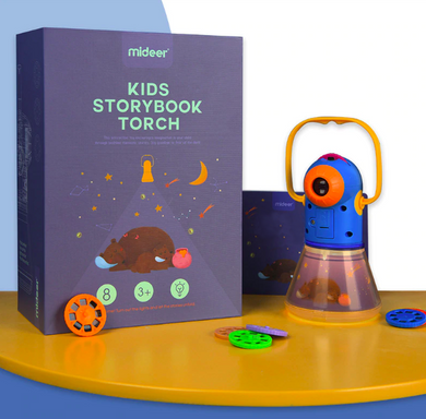 Mideer™ Kids Storybook Torch