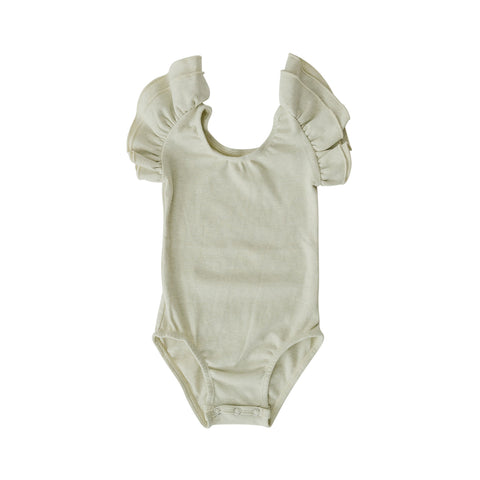 Light Sage Organic Cotton Leo