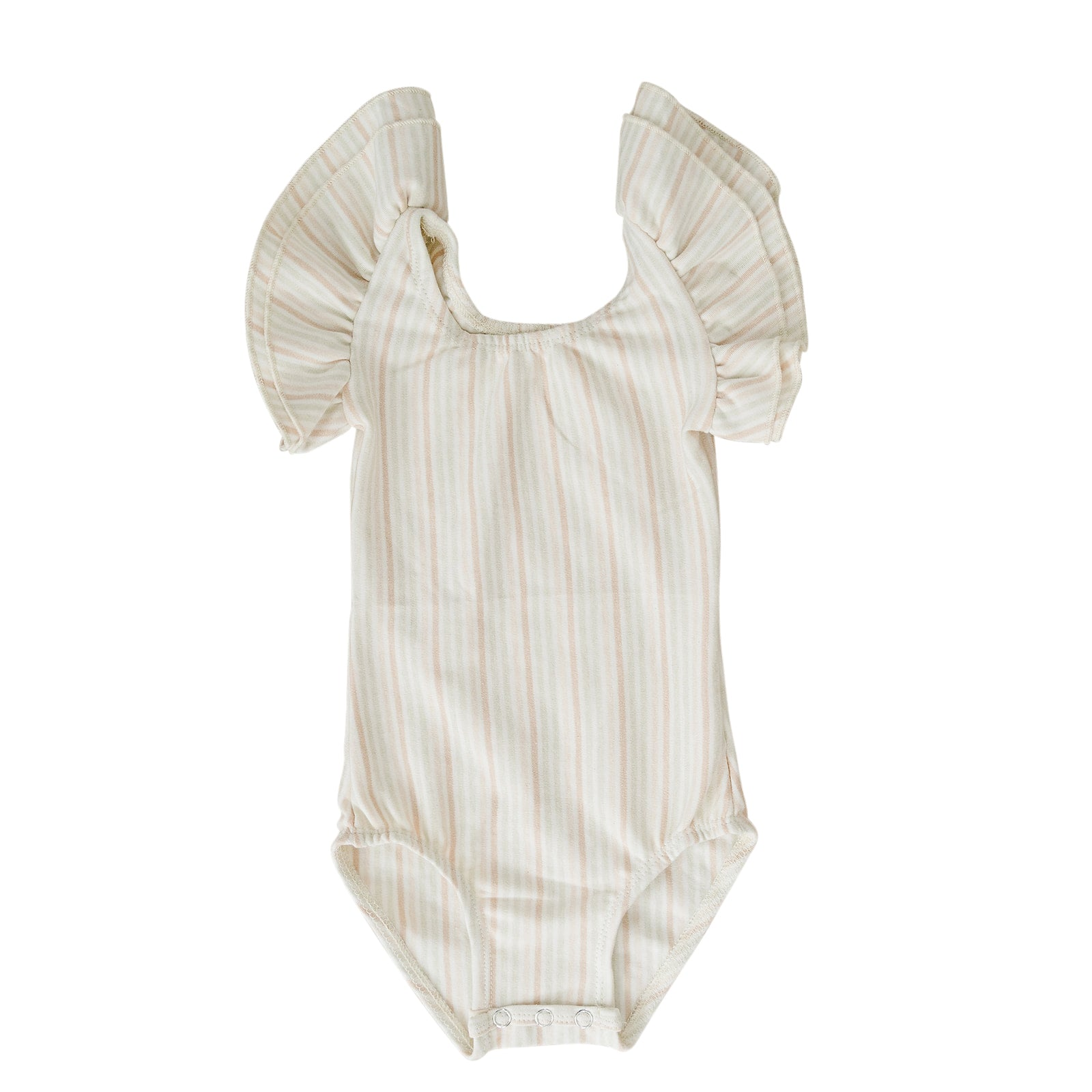 Spring Stripes Organic Cotton Leo