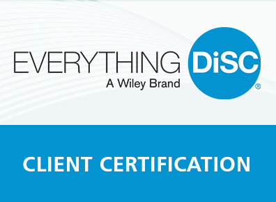 Everything DiSC® Client Certification (In-Person) without Kit