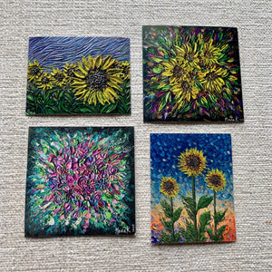 Complete Nature Collection - Set of 11 Stickers
