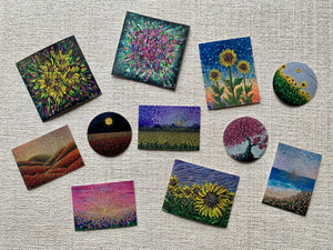 Complete Nature Collection | Set of 11 Stickers