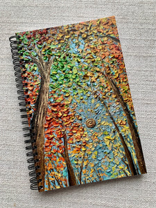 Spiral Notebook | Autumn Lovers