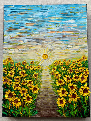 """Field Of Sunshine"""