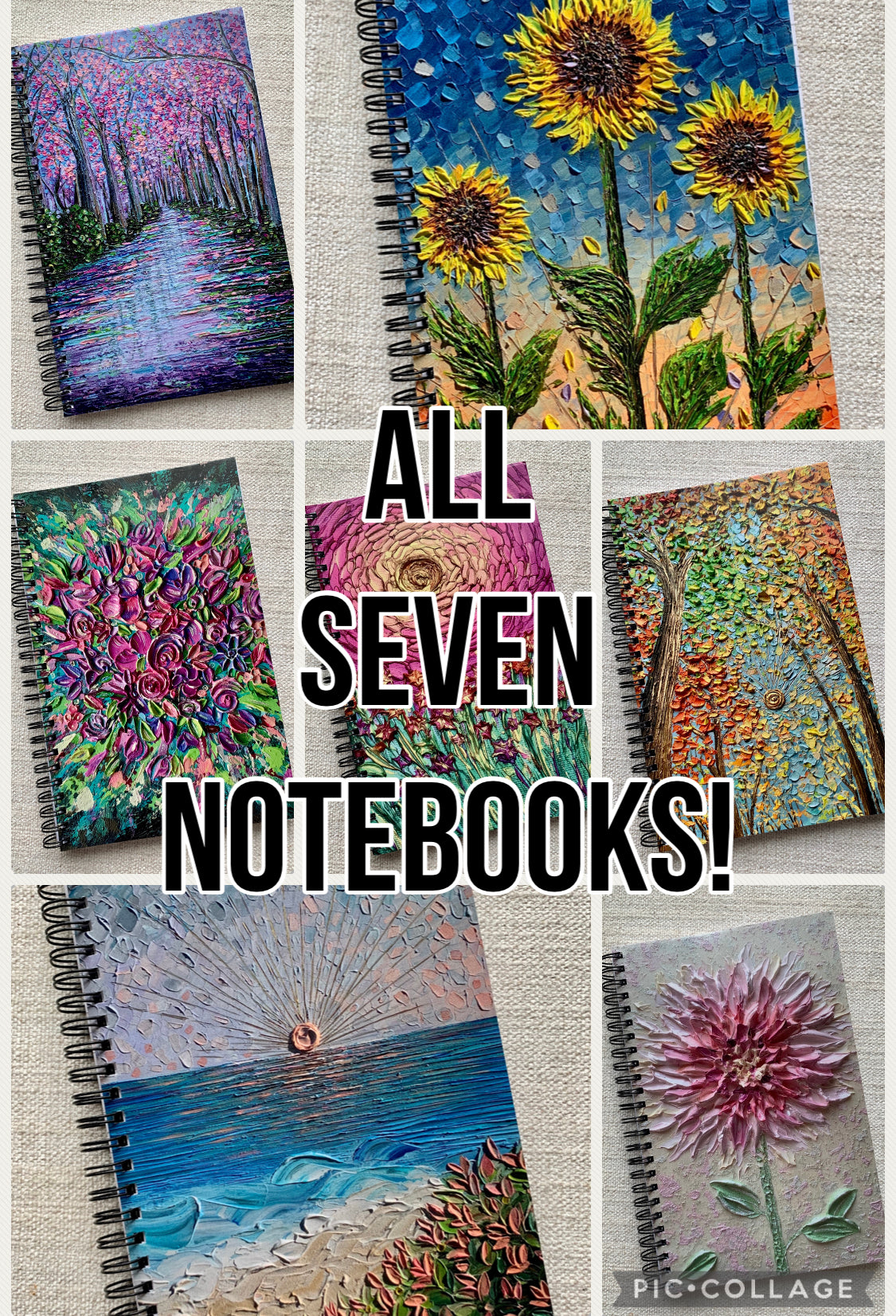 Full Collection | All 7 Notebooks