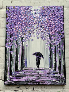 """Purple Rain"" SALE 40% OFF"