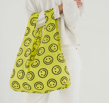 Load image into Gallery viewer, Baggu - Reusable Bag - Happy Face
