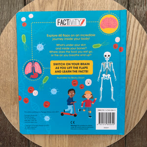Your Amazing Body - Factivity Book