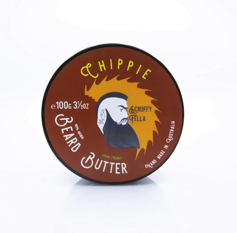Beard Butter - Chippie - 100g - Scruffy Fella