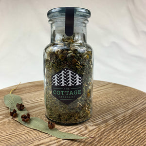 Soothe Tisane - Tea by The Cottage Herbalist
