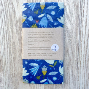 Large Beeswax Wrap - Mind Your Own Beeswax