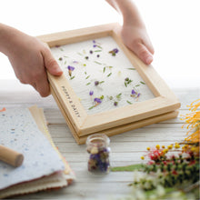Load image into Gallery viewer, HANDMADE PAPER KIT - Poppy & Daisy