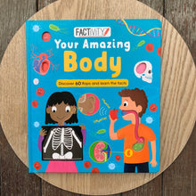 Load image into Gallery viewer, Your Amazing Body - Factivity Book