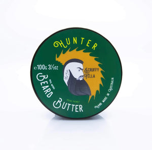 Beard Butter - Hunter - 100g - Scruffy Fella