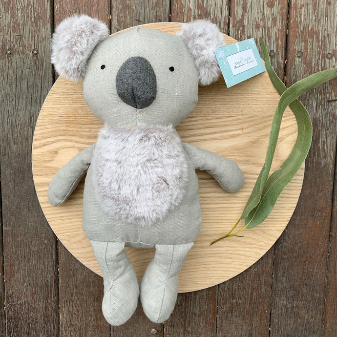 Large Keith Koala Toy - Nana Huchy