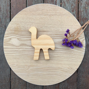 Wooden Shelf Animal