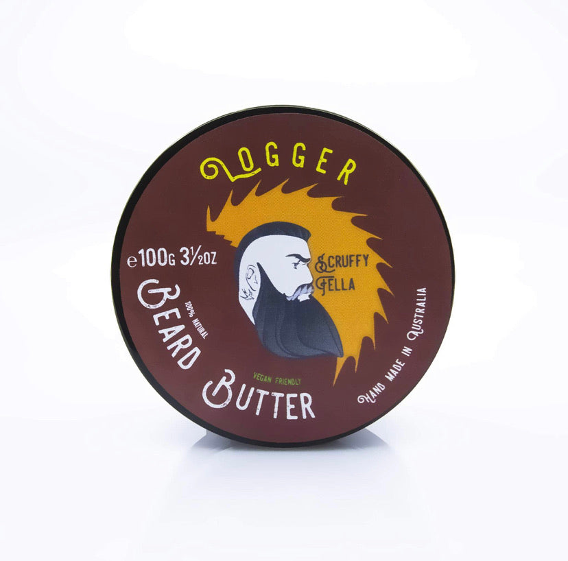 Beard Butter - Logger - 100g - Scruffy Fella