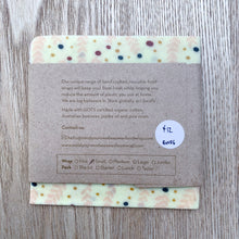 Load image into Gallery viewer, Small Beeswax Wrap - Mind Your Own Beeswax