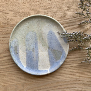 Handmade ceramic plate - Clay by Tina
