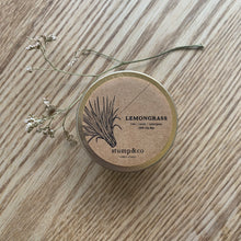 Load image into Gallery viewer, Lemongrass Travel Candle - Stump and Co