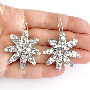 Flora Drops - Silver - Each to Own