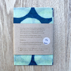 Medium Beeswax Wrap - Mind Your Own Beeswax