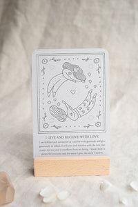 Affirmation Cards - Musings From The Moon