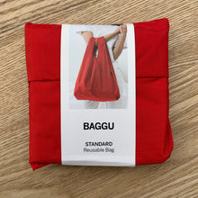 Load image into Gallery viewer, Baggu - Reusable Bag - Red