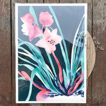 Load image into Gallery viewer, Orchid - A3 print - Georgie Daphne